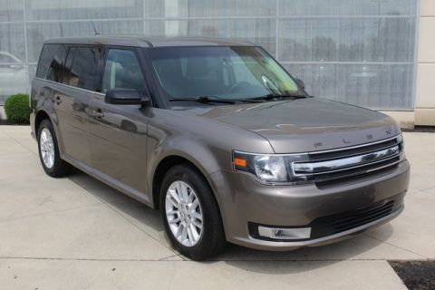 Pre-Owned 2014 Ford Flex SEL AWD 4D Sport Utility