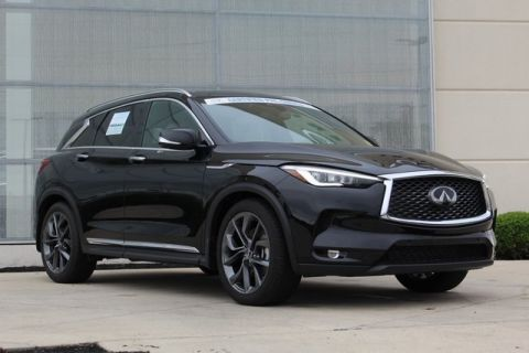 Pre-Owned 2019 INFINITI QX50 ESSENTIAL AWD 4D Sport Utility