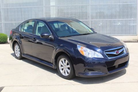 Pre-Owned 2012 Subaru Legacy 2.5i AWD 4D Sedan