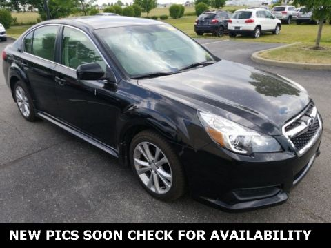 Pre-Owned 2013 Subaru Legacy 2.5i AWD 4D Sedan