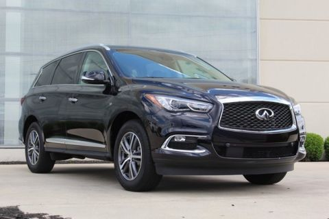 Pre-Owned 2019 INFINITI QX60 LUXE AWD 4D Sport Utility