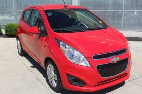 Pre-Owned 2013 Chevrolet Spark 1LT FWD 4D Hatchback