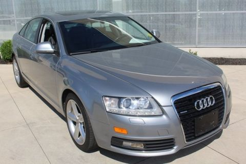 Pre-Owned 2010 Audi A6 quattro 4D Sedan